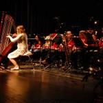 Weihnachtskonzert6-Harfe