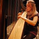 Weihnachtskonzert9-Harfe