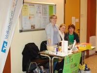 Spendenaktion der Klasse 10c für krebskranke Kinder