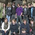 Austauschschüler aus England