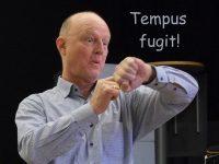 tempus fugit-w