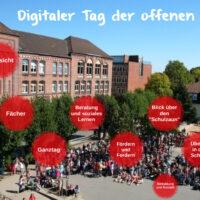 Digitaler Tag der offenen Tür-ArtBild